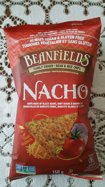 2017-May-16 - Beanfields Nacho Bean and Rice Chips