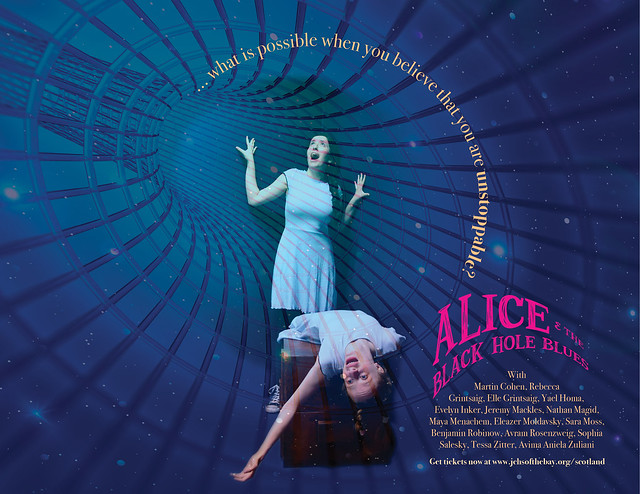 JCHS Drama: Alice & the Black Hole Blues