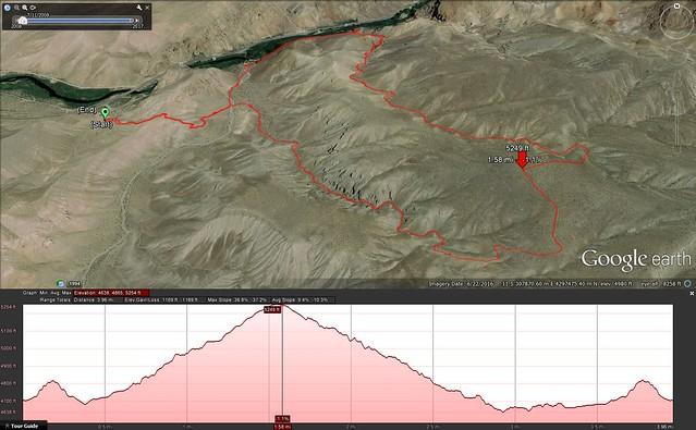 Wilson Canyon Trail 1