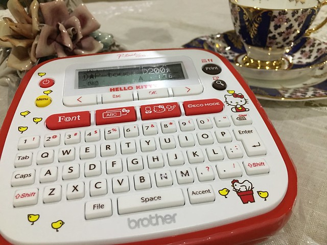 brother labeller 020