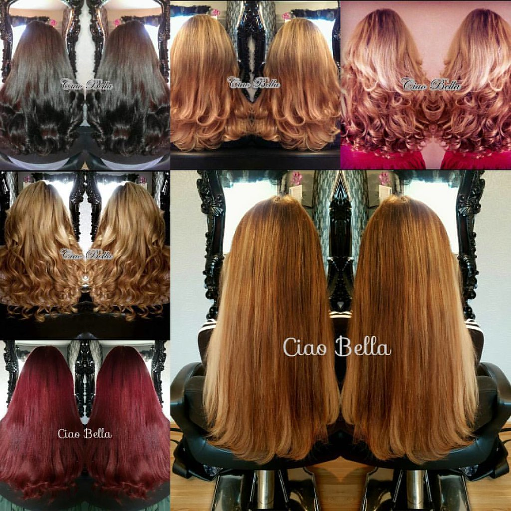 Ciao Bella Hair Extensions Flickr