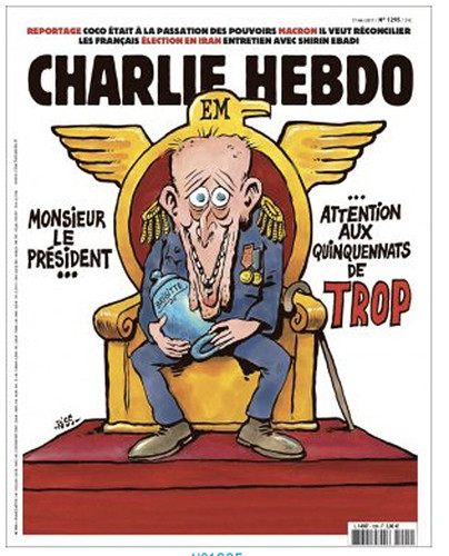 17e18 Charlie Macron Fin Estado de Gracia Uti 425