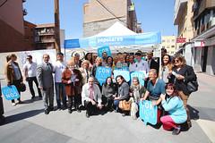 Cifuentes en Alcobendas campaña 2015