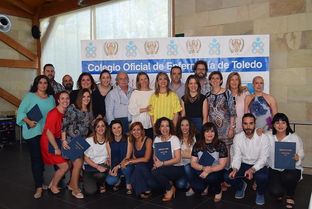 Reconocimiento a las Enfermeras de Urgencias-Toledo