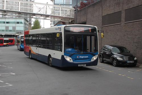Stagecoach South 27835 GX62BVV
