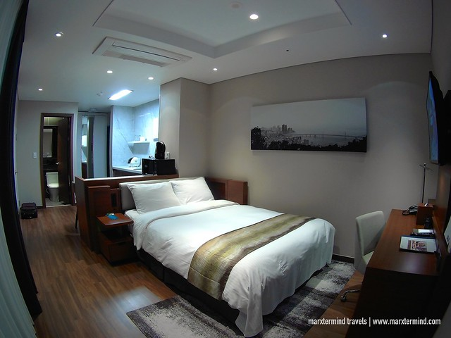 Studio Room at Citadines Haeundae Busan