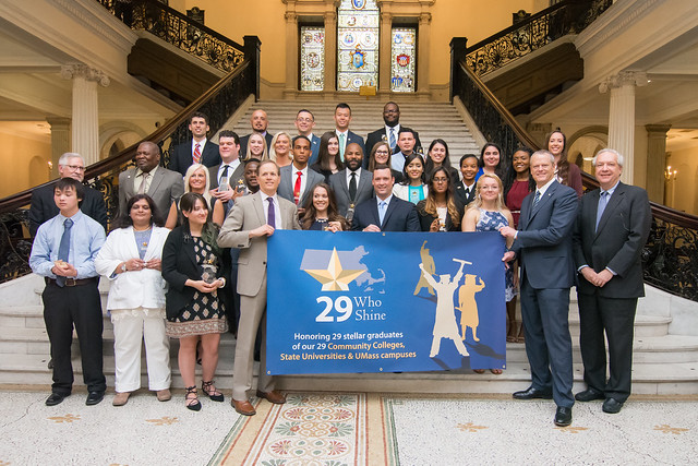"""29 Who Shine"" Honorees & State Leaders"