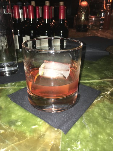 Old Fashioned at Truxton Inn