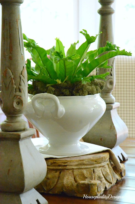 Old World Candlesticks-Ironstone-Housepitality Designs