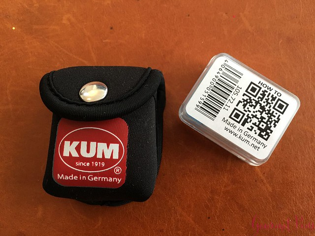 Review KUM Masterpiece Sharpener @JetPens 4_RWM