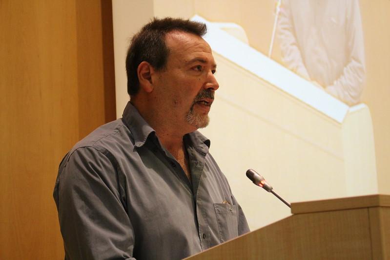Pascal Lefebvre, secrétaire de fédération CGT - Assises des Métiers du Livre