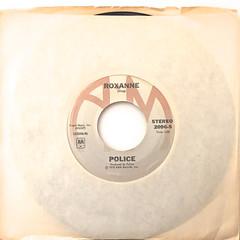 POLICE:ROXANNE(JACKET A)
