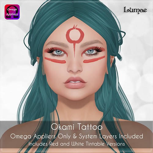 Lumae - Okami  Tattoo