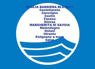 bandiera blu 2017