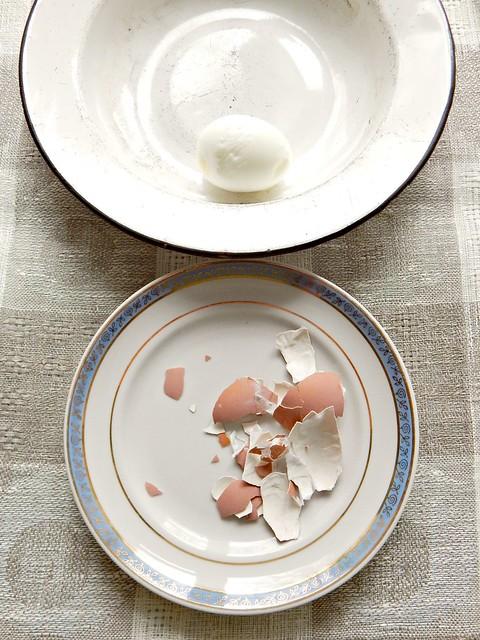 Салат из редиски со сметаной и яйцом, рецепт из Книги о вкусной и здоровой пище. Пошаговый фоторецепт. | HoroshoGromko.ru