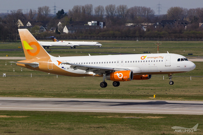 Orange2fly - A320 - SX-ORG (1)