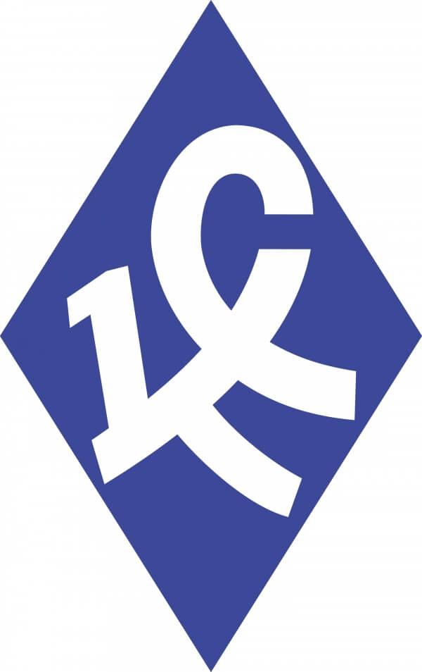 "Emblem ""wings of the Soviets"" – a football club from Samara"