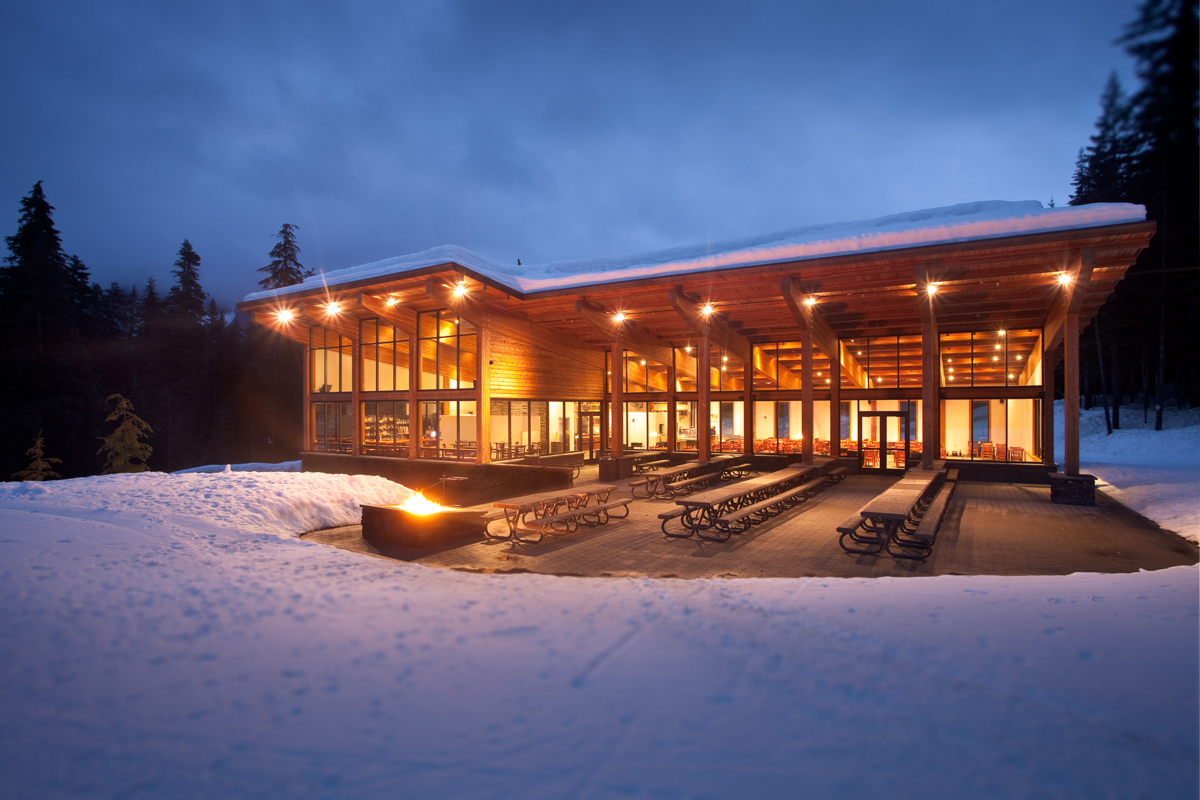 Silver Fir Lodge - Wedding Venue
