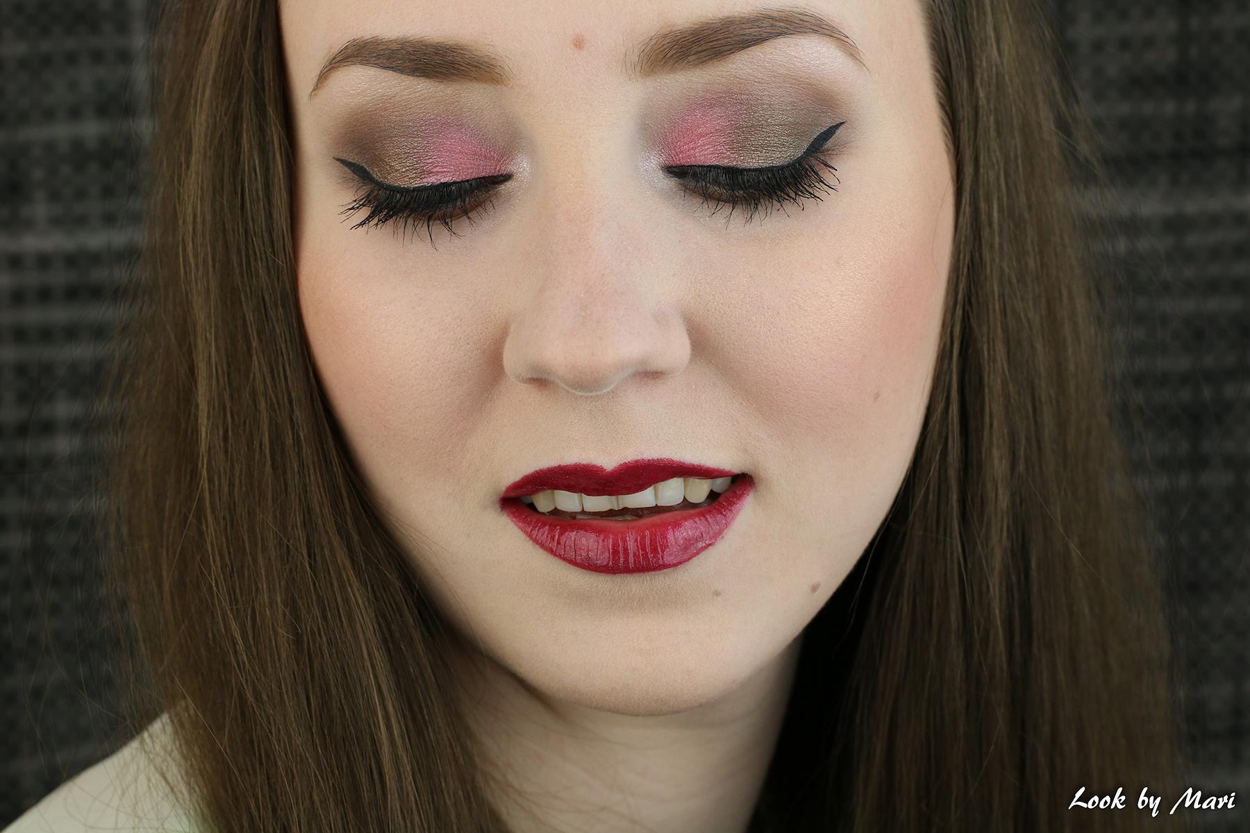 3 spring eye makeup ideas look tutorial step by step drugstore maybelline