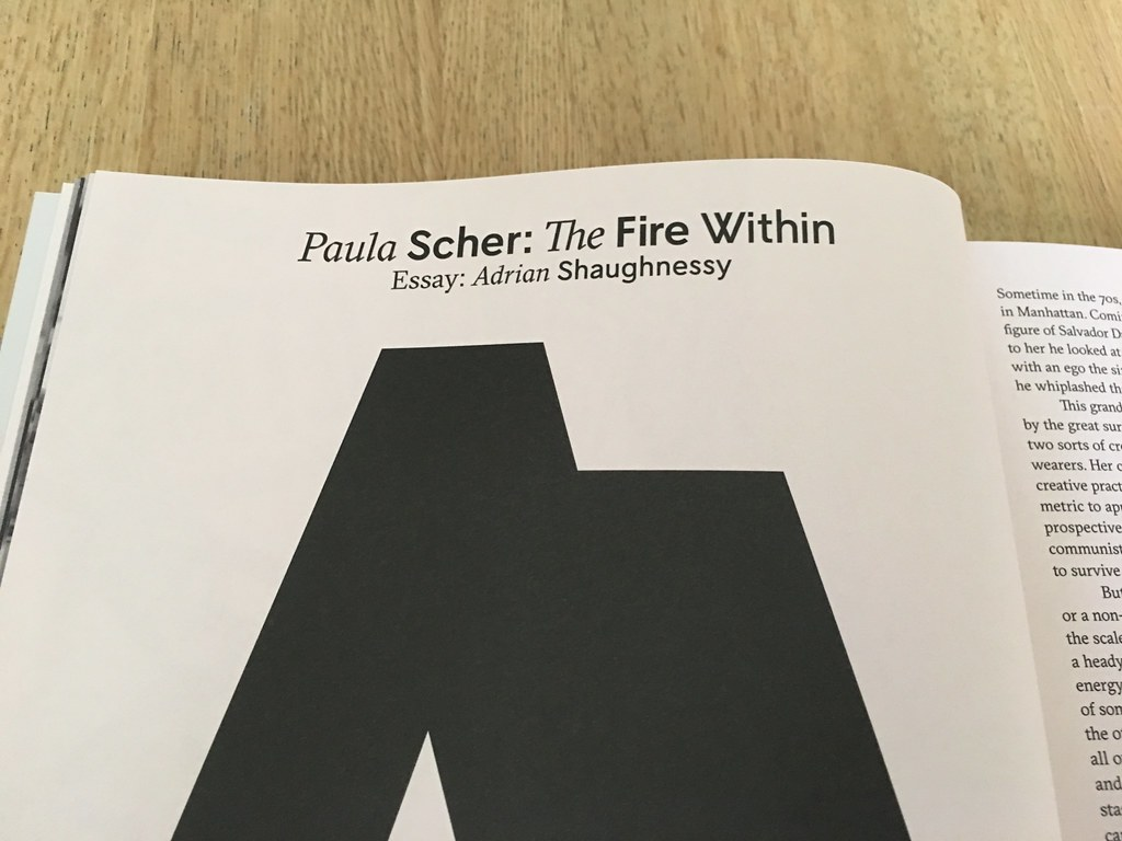 Paula Scher: Works