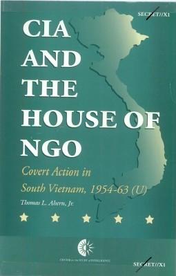CIA và Các Tướng Lãnh Cộng Hòa - Thomas L. Ahern