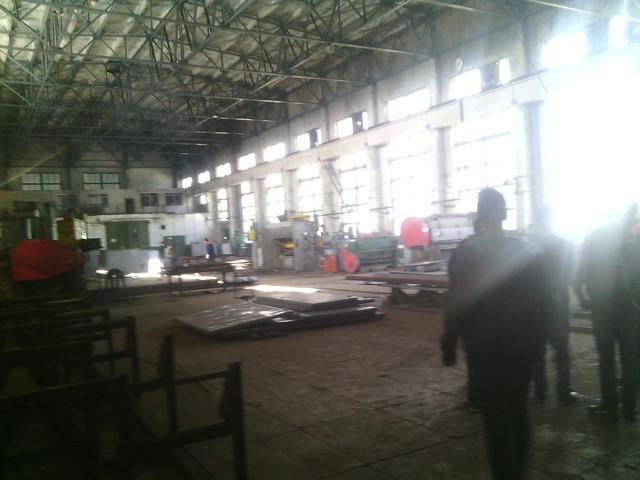 16 ССЕ побували на екскурсії в Красноградській дільниці металообробки