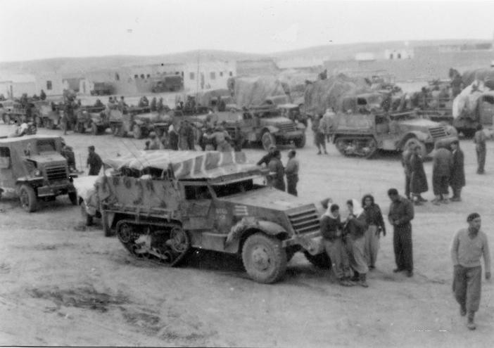 M3-halftrack-beer-sheva-1948-plm-1-harel-brig-album