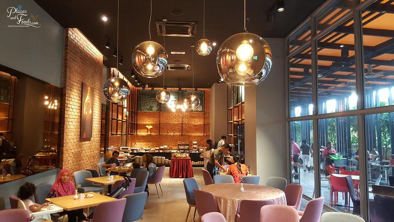 The Straits Hotel And Suites Melaka breakfast