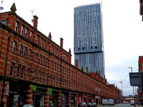 Beetham Tower, Deansgate | by worldtravelimages.net