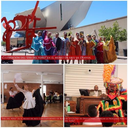 Celebra Día del Niño, Consulado General de México en Denver