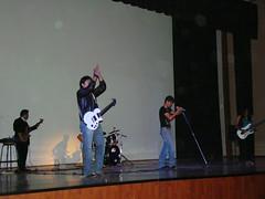 Música rock secundaria y bachillerato