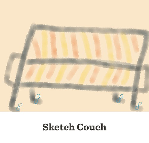 Sketch Couch