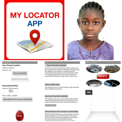 Meet The 12-Year-Old Nigerian Girl Who Created An App To Help Lost Children
