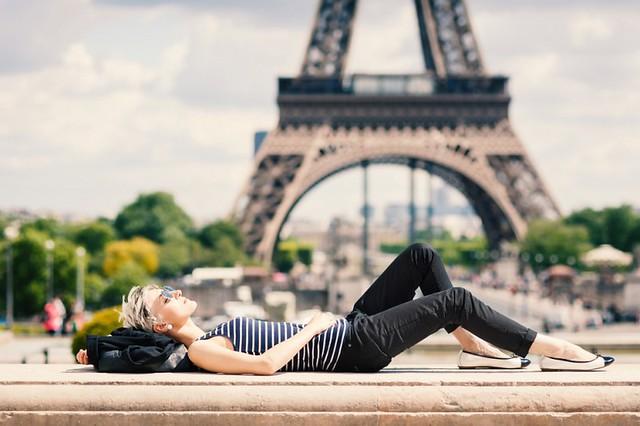 Paris on a $100 a day