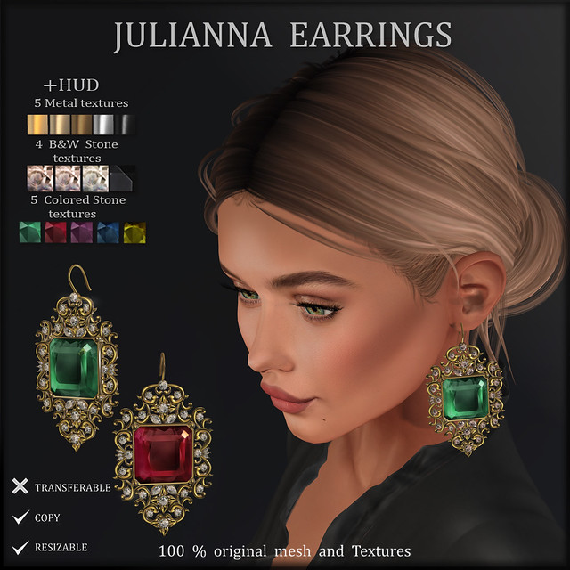 *AvaWay* JULIANNA Earrings