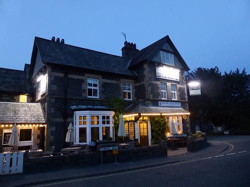 Yewddale Inn, Coniston