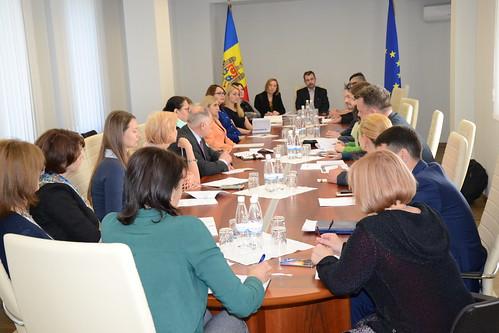 """19.05.17 Prezentarea Proiectului Twinning """"Consolidarea capacității Parlamentului Republicii Moldova în procesul de ajustare la normele UE"""""""