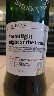 SMWS 29.216 - Moonlight at the beach
