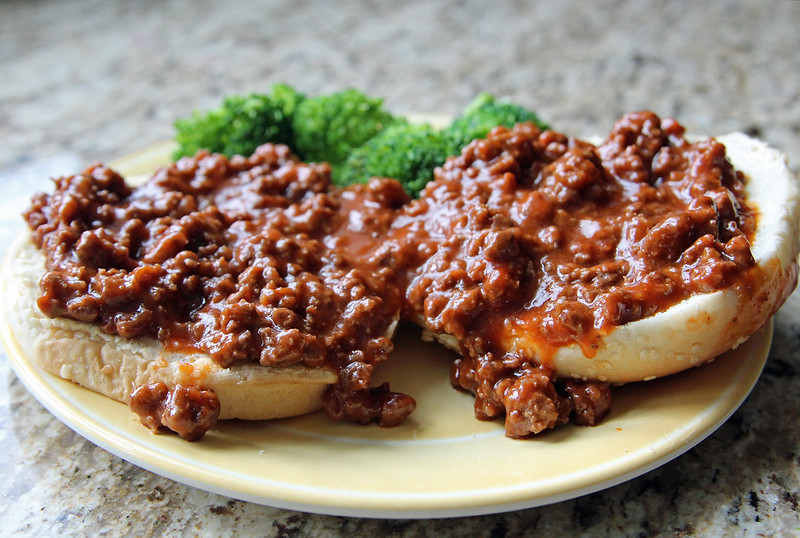 Simple Sloppy Joes
