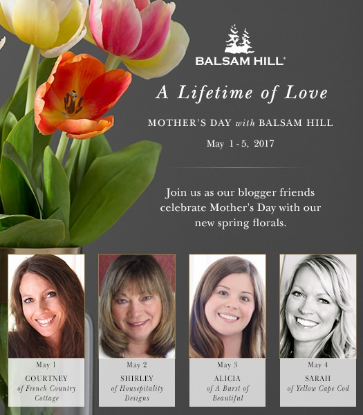 Mother's Day with Balsam Hill-Housepitality Designs