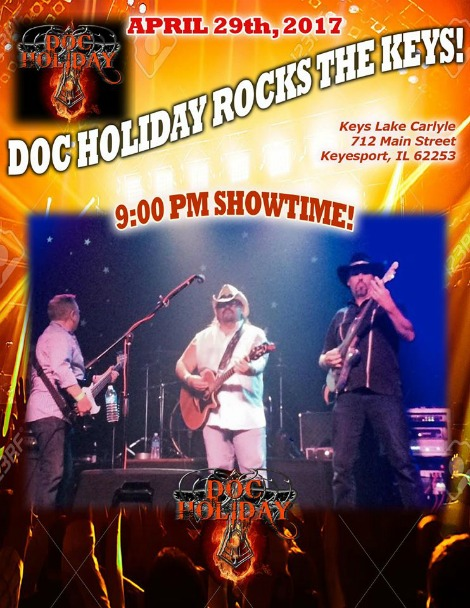 Doc Holiday 4-29-17