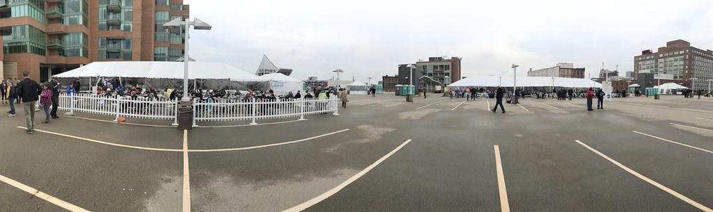 Thunder over Louisville VIP Tents