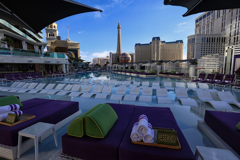 Cosmopolitan Las Vegas Wrap Around Suite 30