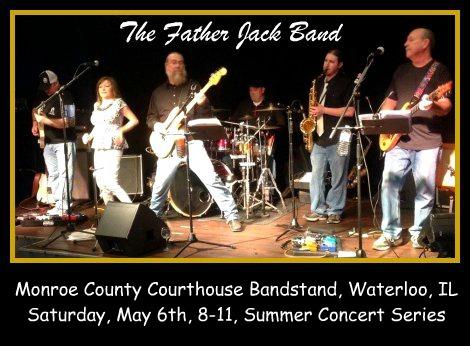 Father Jack Band 5-6-17