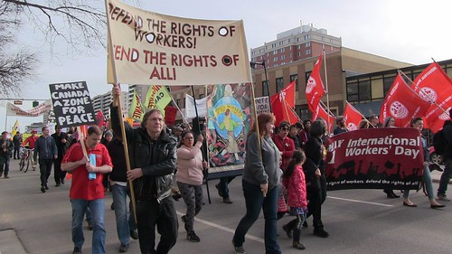 May Day 2017 - Edmonton