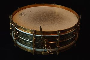Ludwig Black Beauty 20's Brass Snare