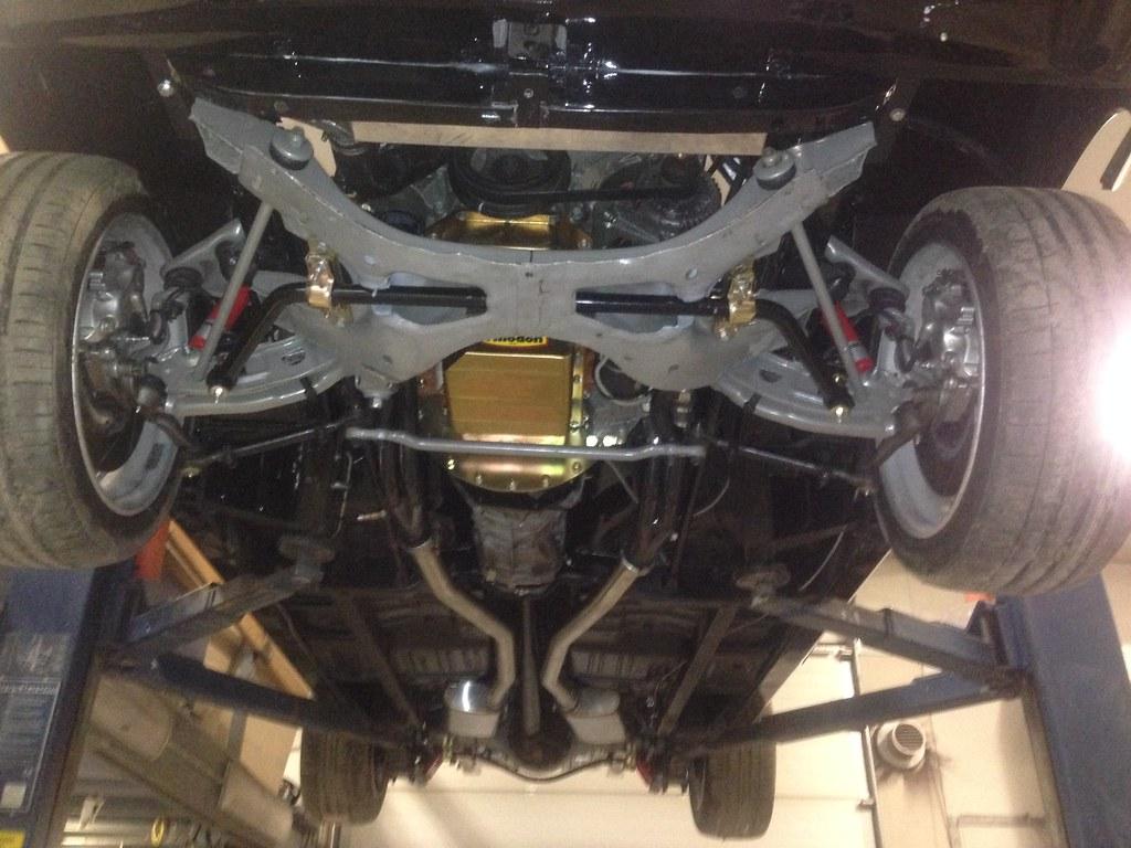 """MikkoV garage:  Charger SRT8 -70,  Manta A 2800S, Camaro RS -70 """"drift"""", W212, Pontiac Tempest jne. 33611056994_22b84d92af_b"""