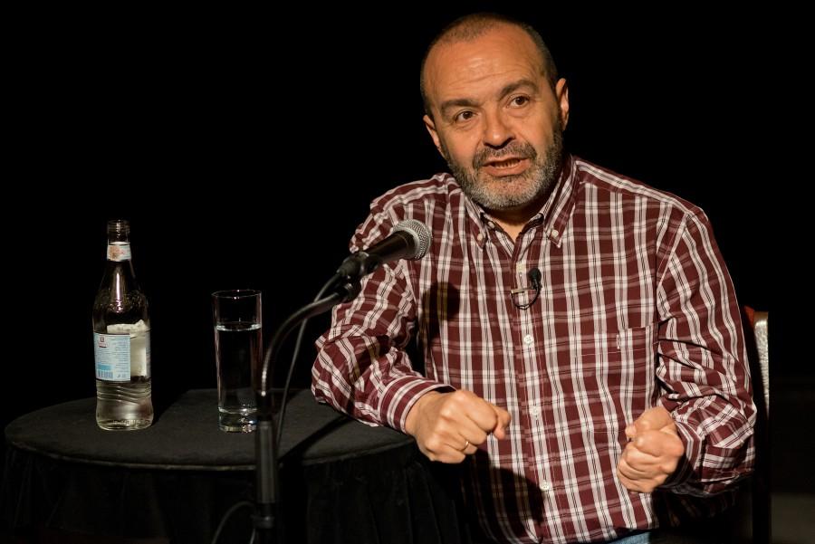 Վիկտոր Շենդերովիչը Երևանում