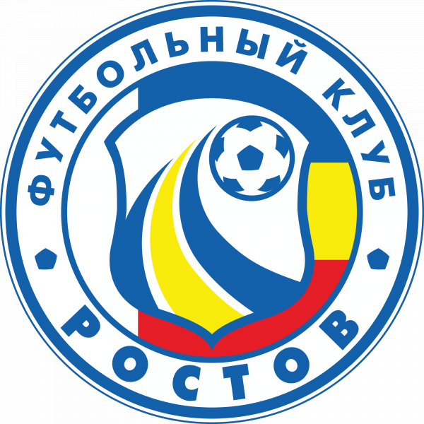 "The emblem of ""Rostov"" to download the logo football club"