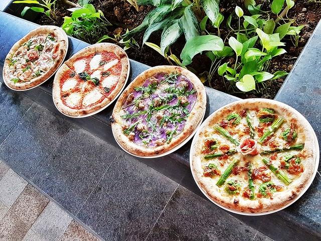 Atmastel Pizzas
